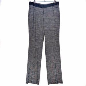 Express (8R) Editor Gray High Rise Bootcut Pants